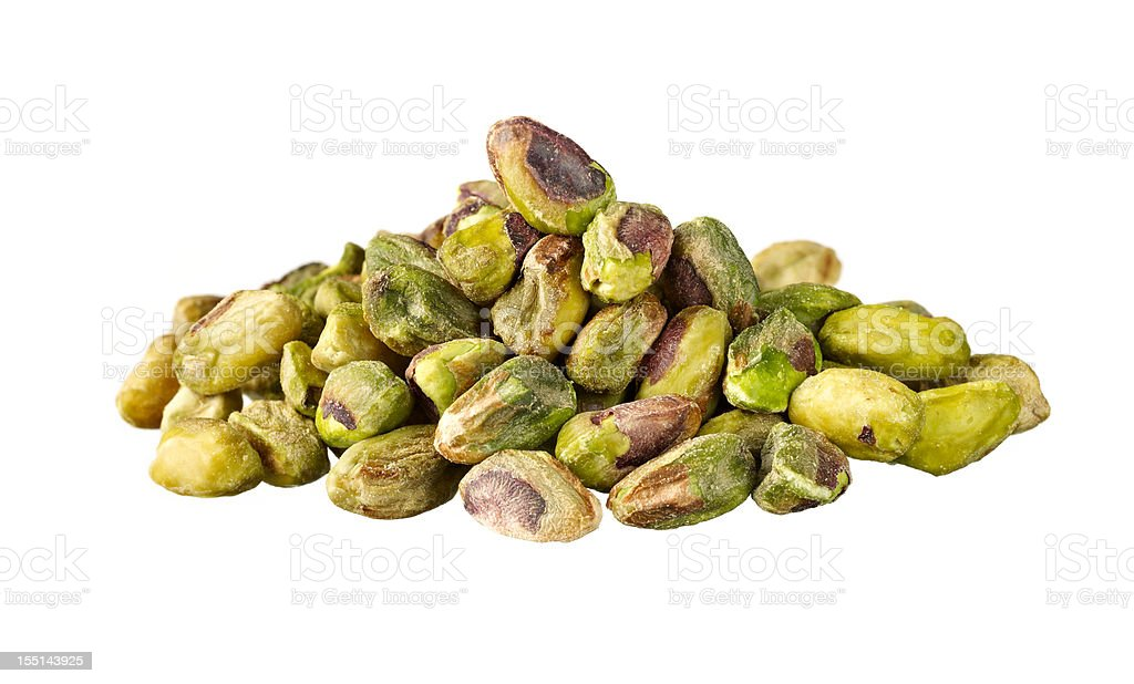 Pistachio Nuts stock photo