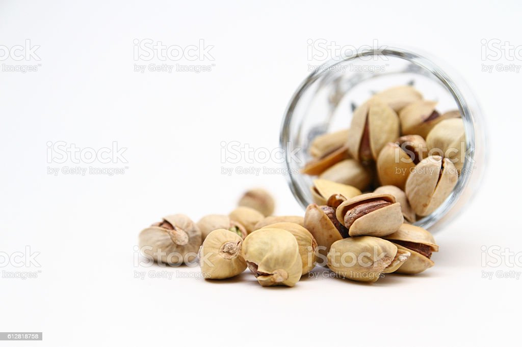 Pistachio Peanut stock photo