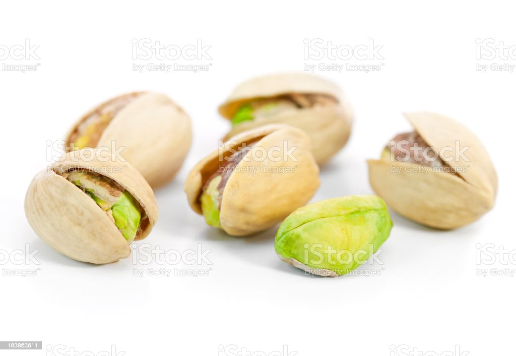 Pistachio royalty-free stock photo