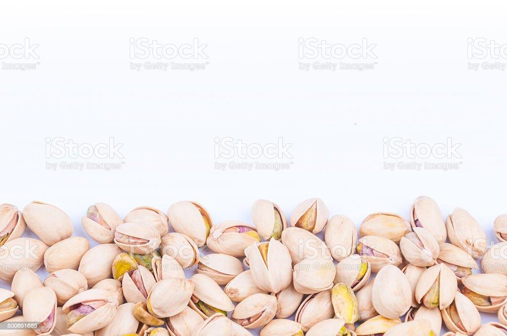 pistachio stock photo