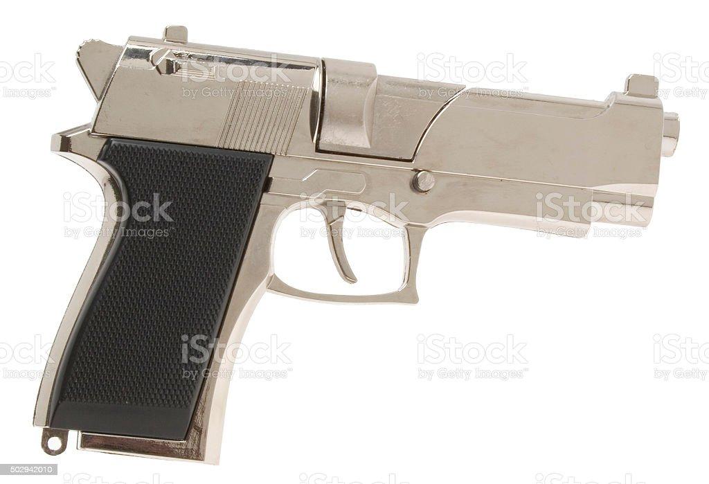 Pistole stock photo