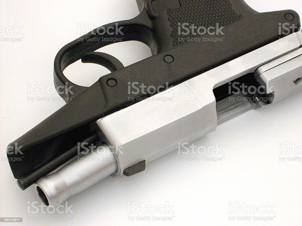 pistol stock photo
