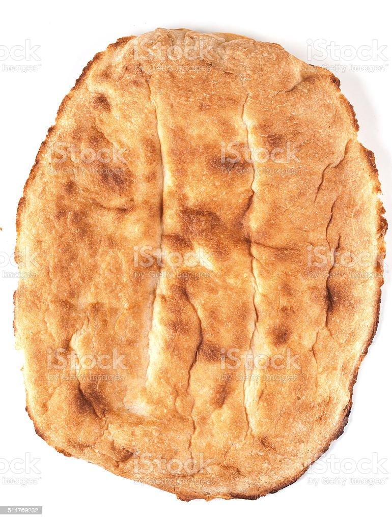 Pita bread. stock photo