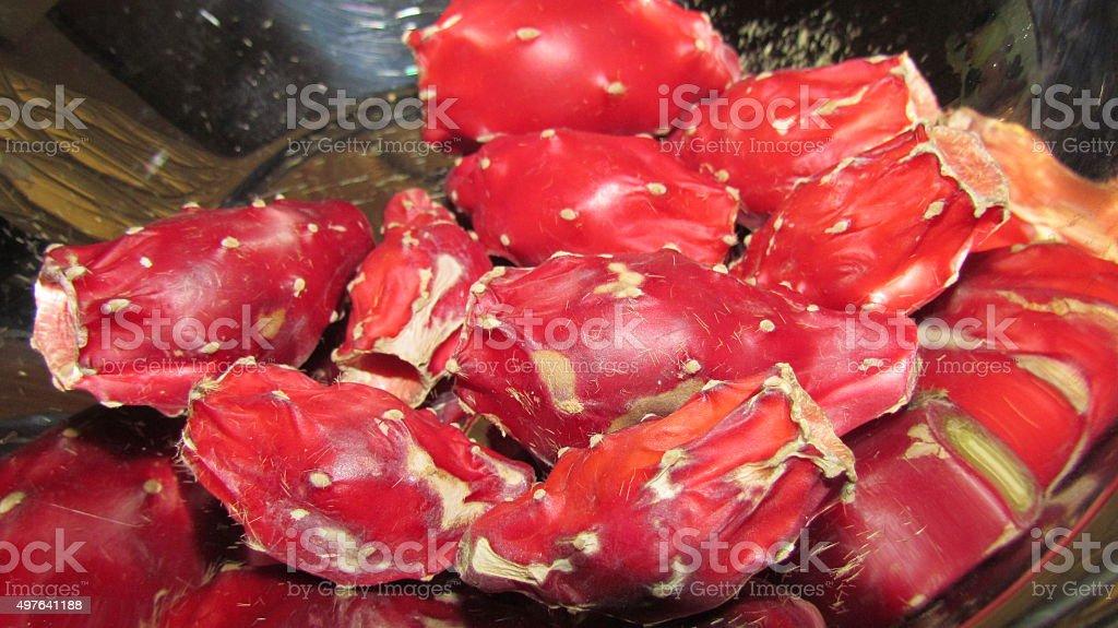 Pitaya stock photo