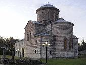Pitsunda cathedral. Abkhazia