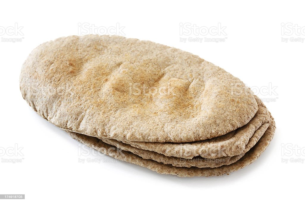Pitta Bread royalty-free stock photo