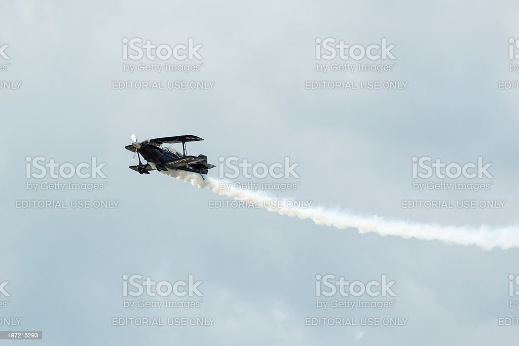 Pitts Special stock photo
