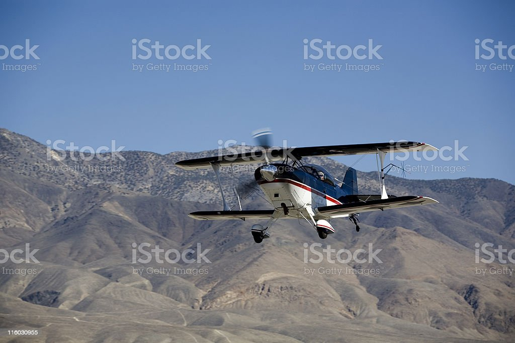 Pitts Special-1 stock photo