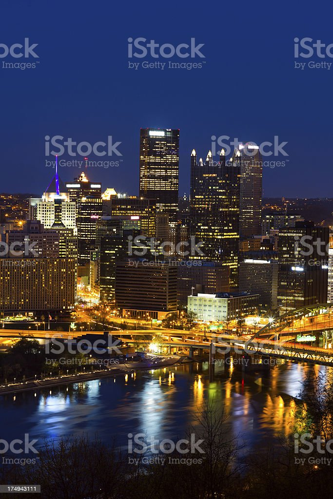 'Pittsburgh, Pennsylvania, USA' stock photo