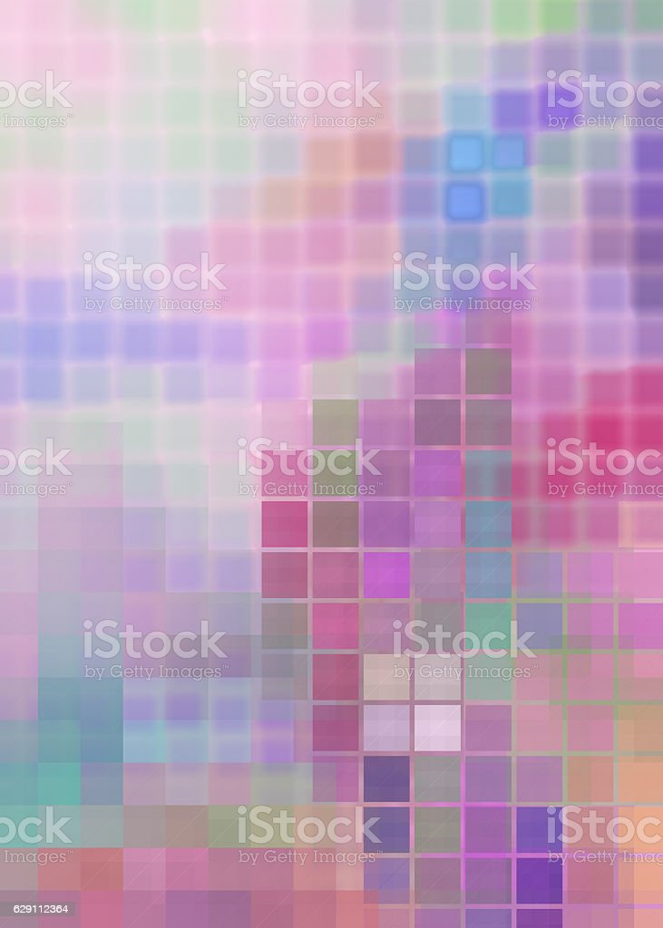 pixel multicolored background stock photo