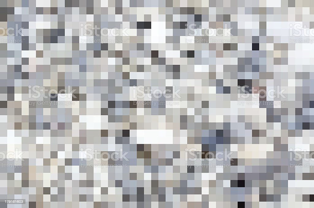 Pixel pattern royalty-free stock photo