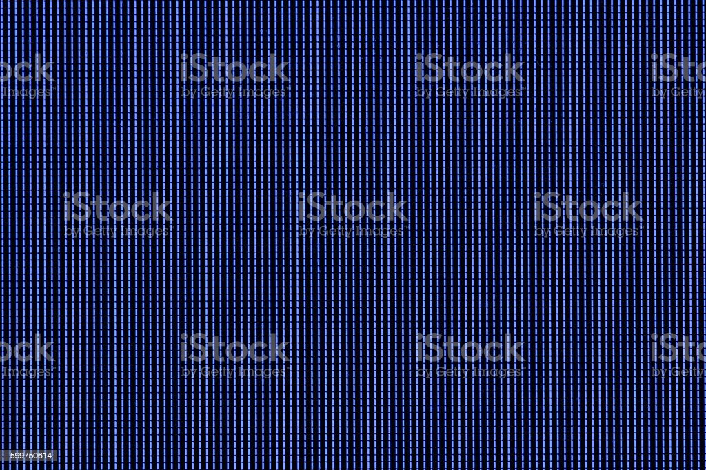Pixels Blue stock photo