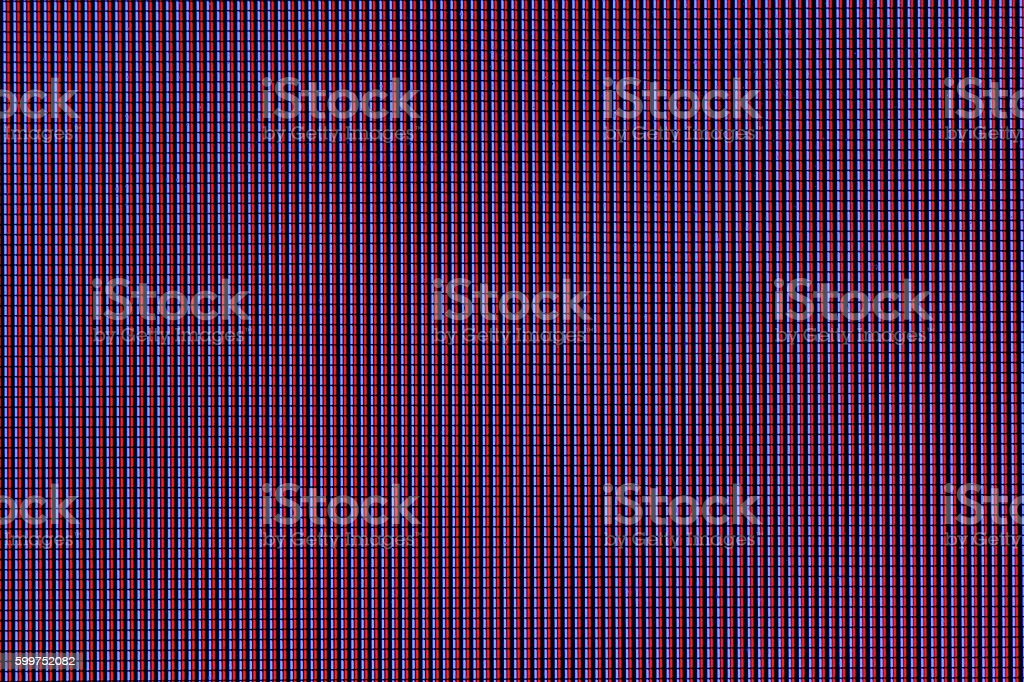 Pixels Purple stock photo