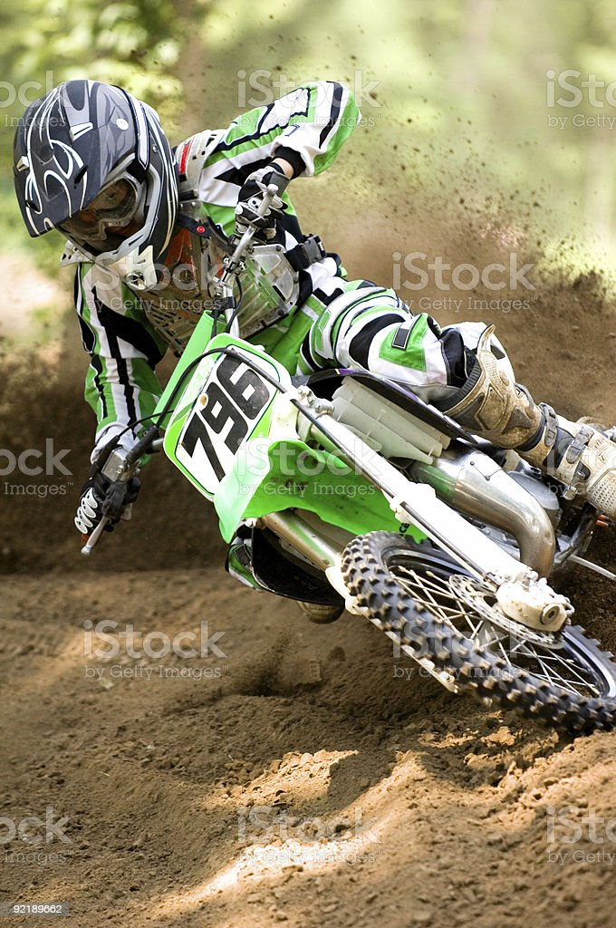 Pixstarr Motocross Collection royalty-free stock photo