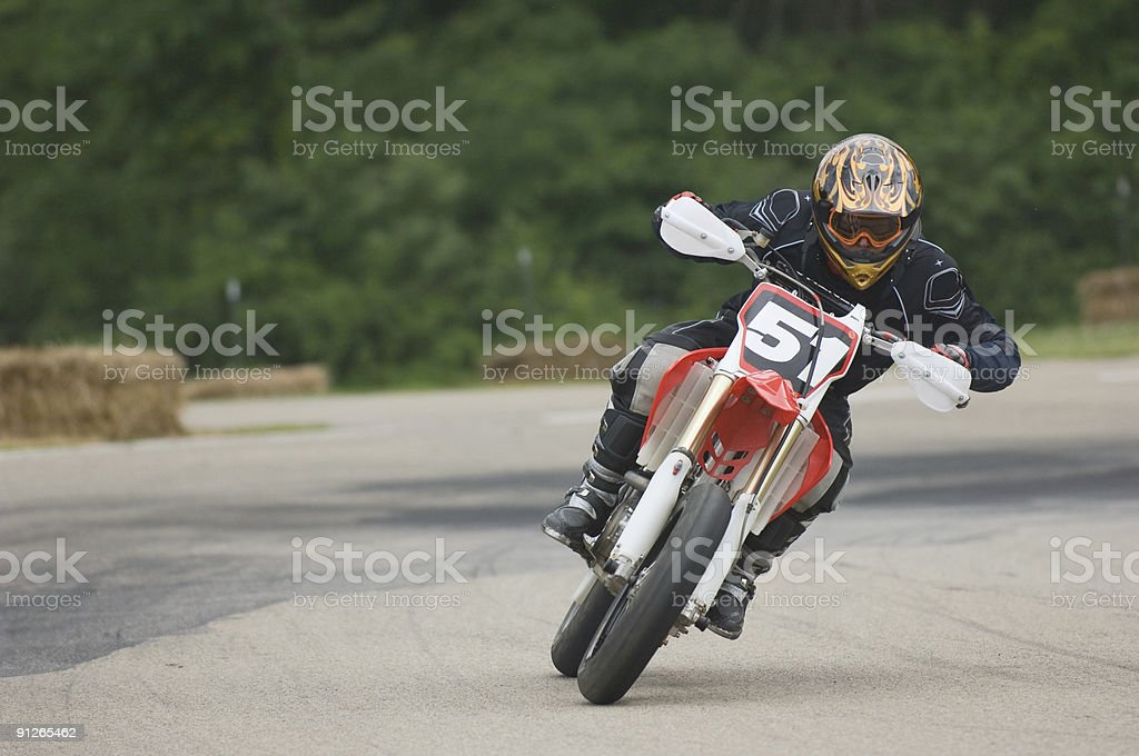 Pixstarr Supermoto Collection royalty-free stock photo