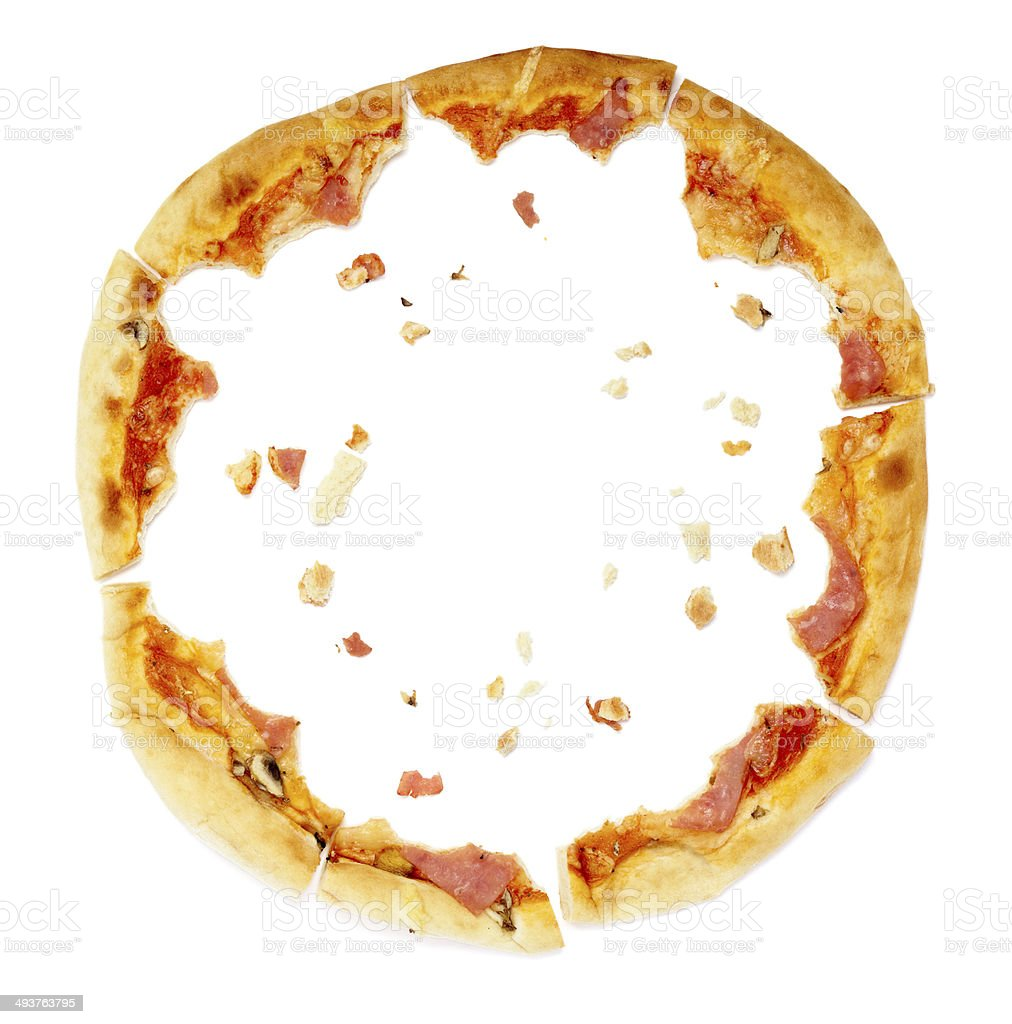 pizza food meal stock photo