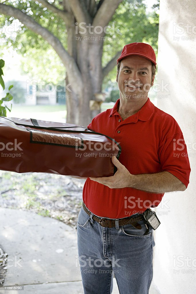 Pizza For You stock photo