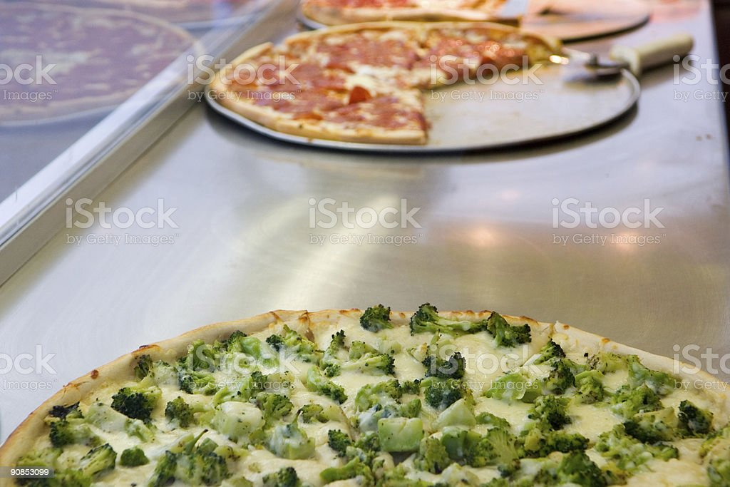 perfect pizza parlor kitchen gas fired rotating base commercial