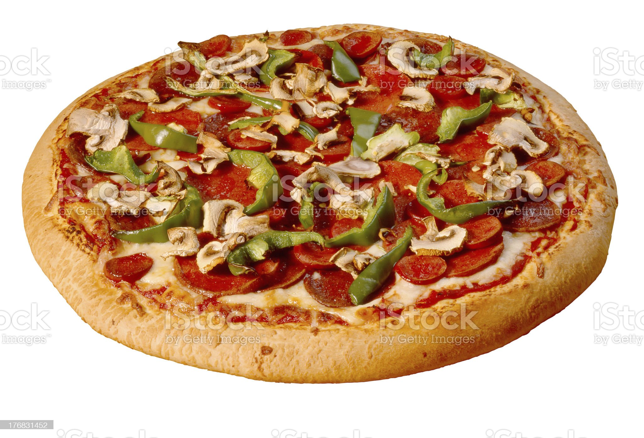 pizza royalty-free stock photo