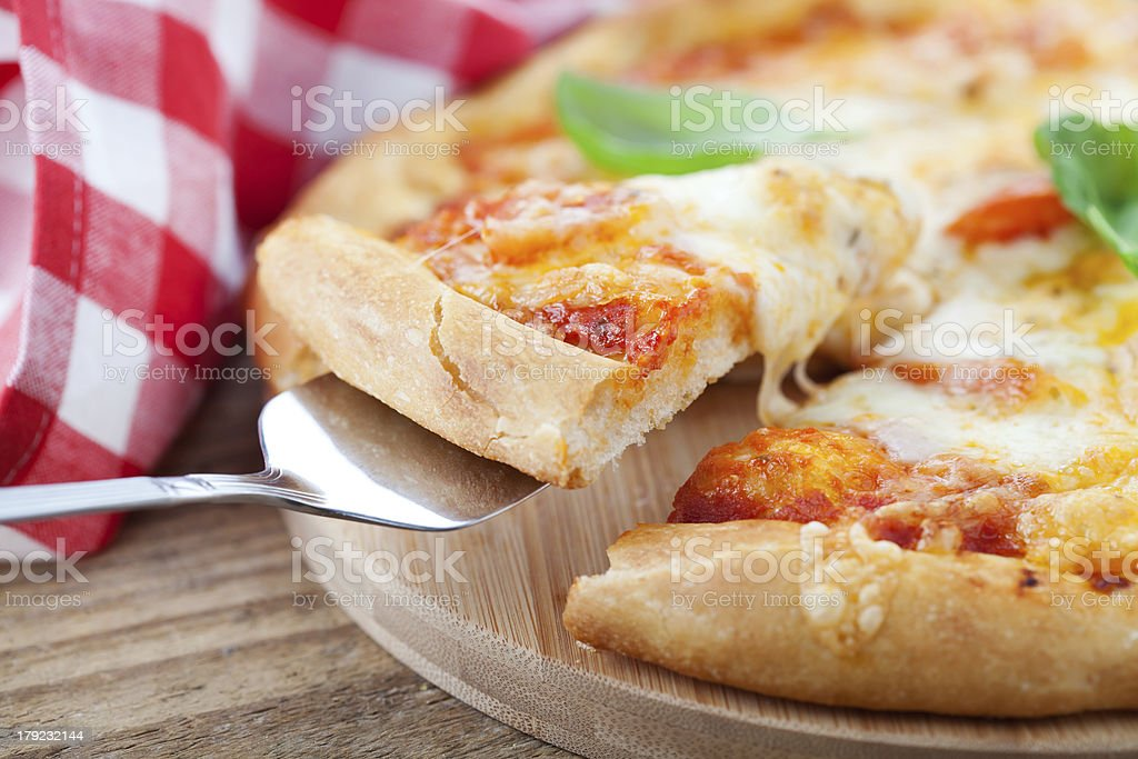 Pizza foto royalty-free