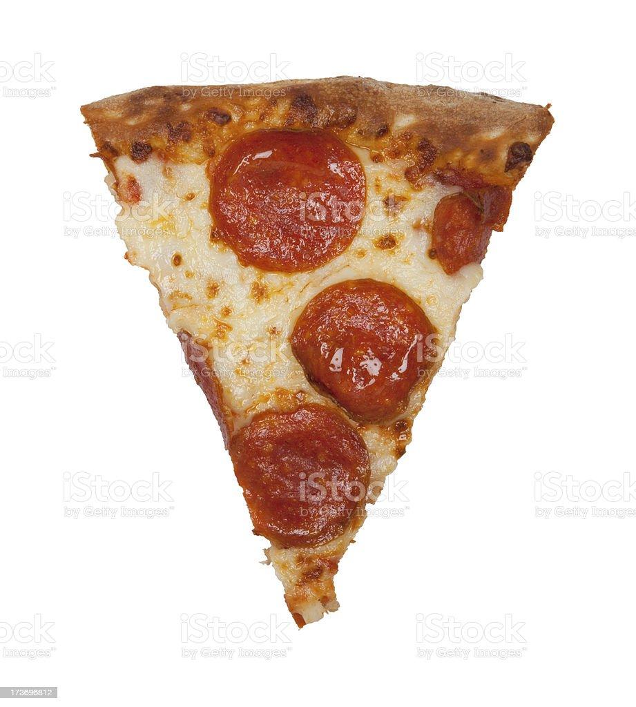 pizza slice (XL) stock photo