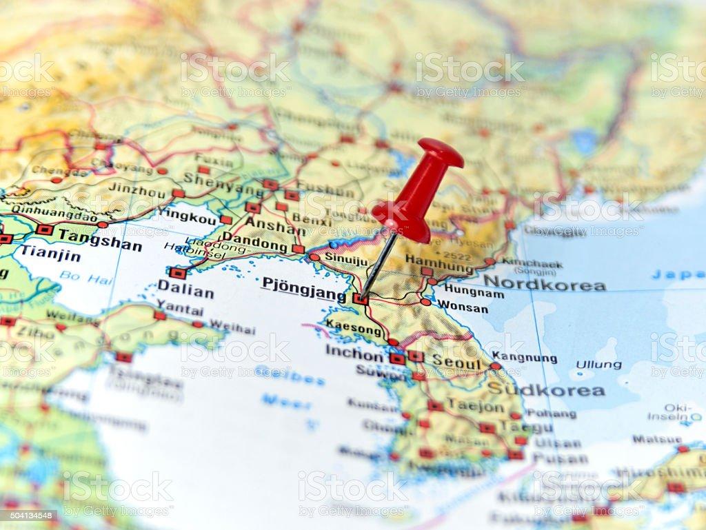 Pjöngjang stock photo