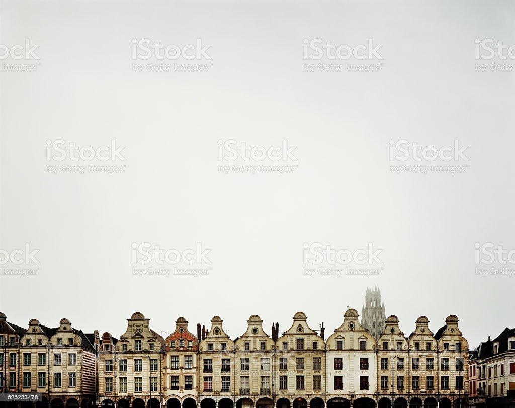 Place des Héros, Arras stock photo