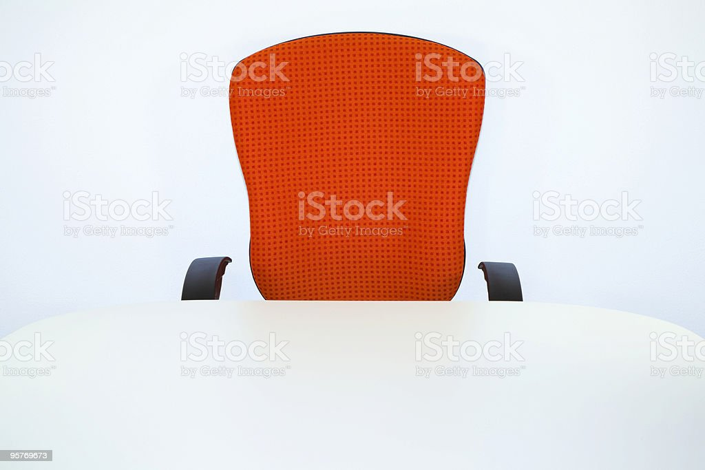 Place of Work Abstract royalty-free stock photo