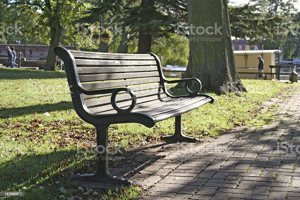 place to rest royalty-free stock photo