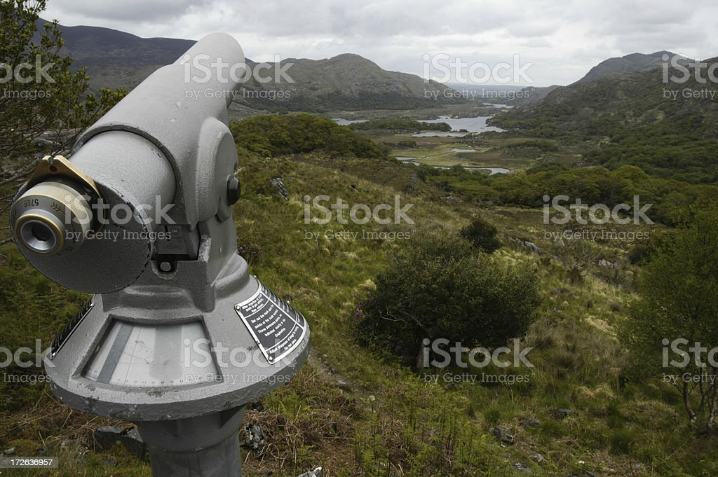 place with a view royalty-free stock photo