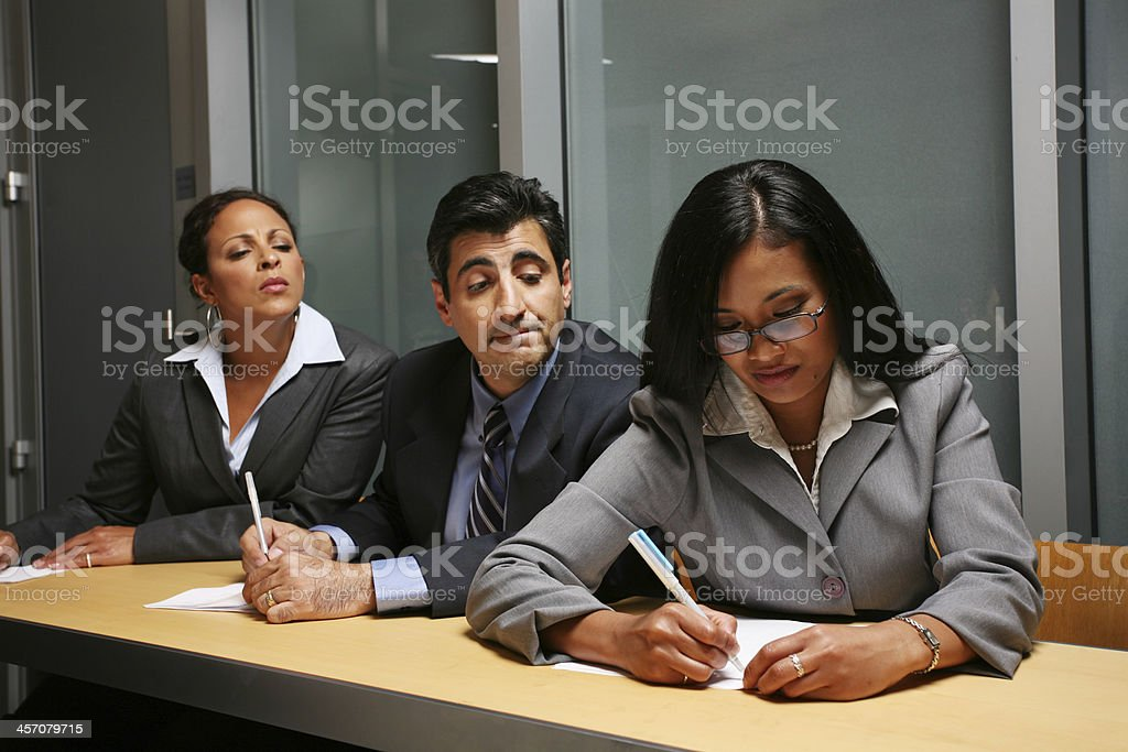 Plagiarism royalty-free stock photo