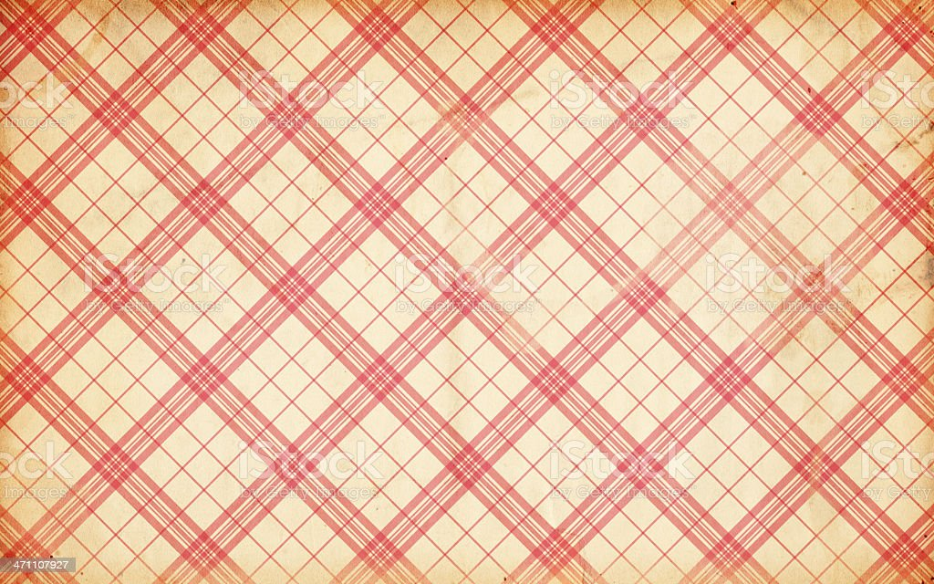 Plaid Background Image XXXL royalty-free stock photo