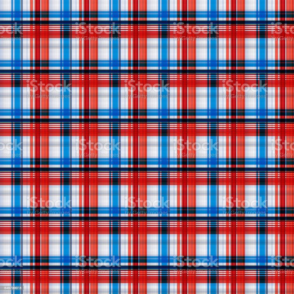 Plaid pattern stock photo
