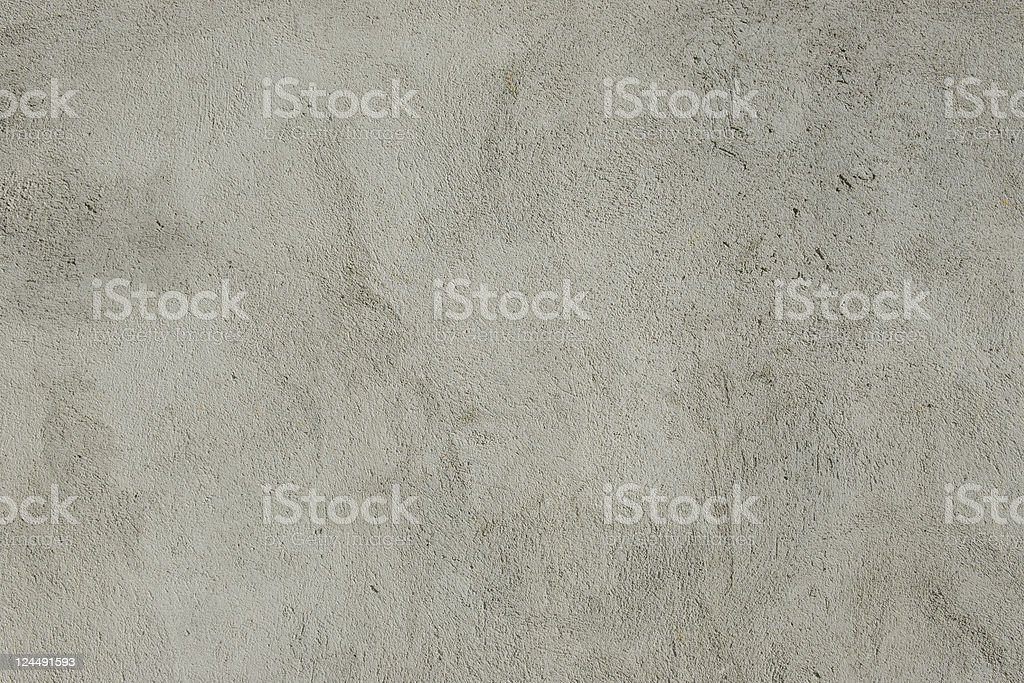 Plain Concrete Wall royalty-free stock photo