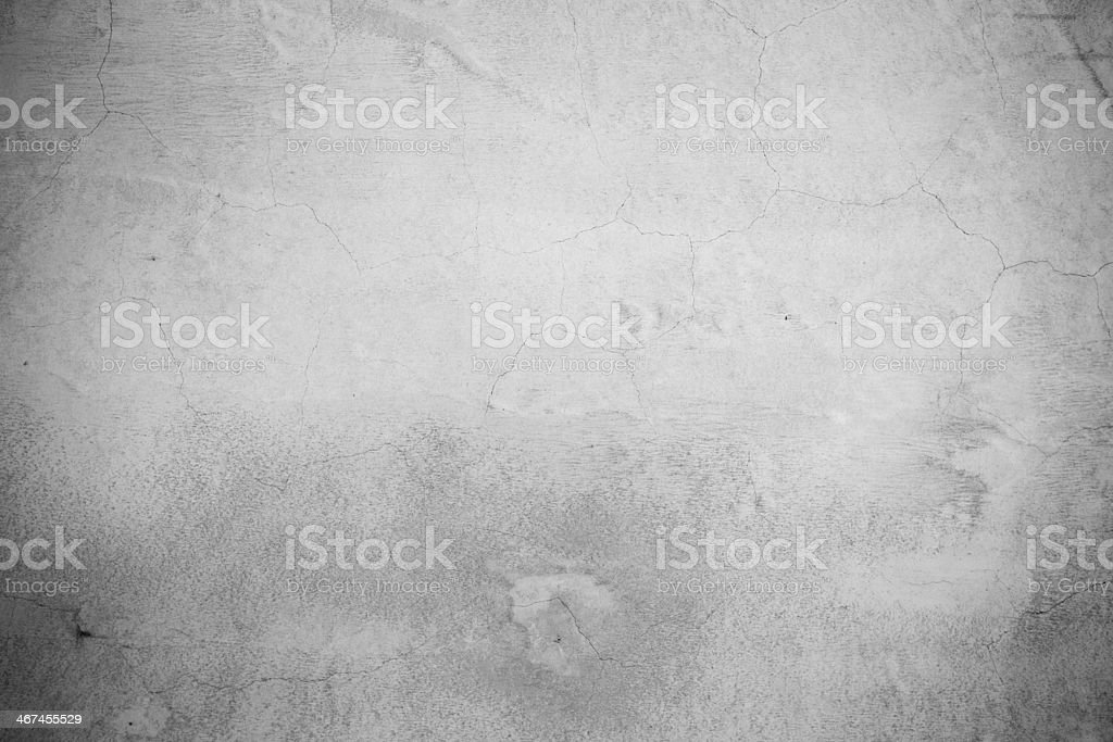 A plain gray concrete cement wall stock photo