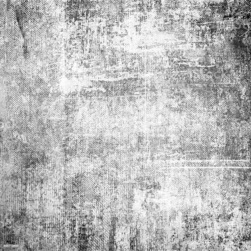 Grey designed grunge texture. Vintage background with space for text...