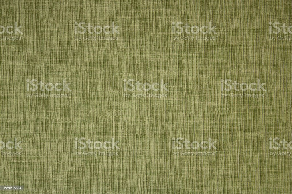 Plain khaki fabric background stock photo