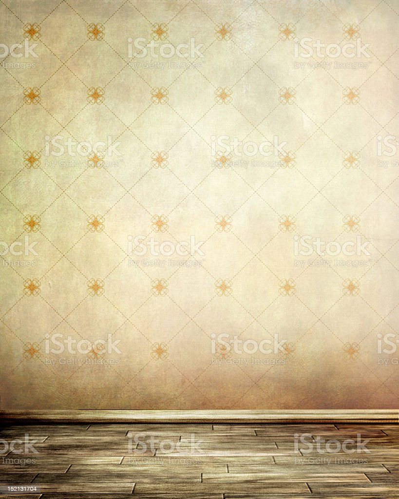 Plain nice wall decal background royalty-free stock photo
