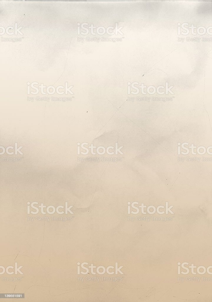 Plain paper stock photo
