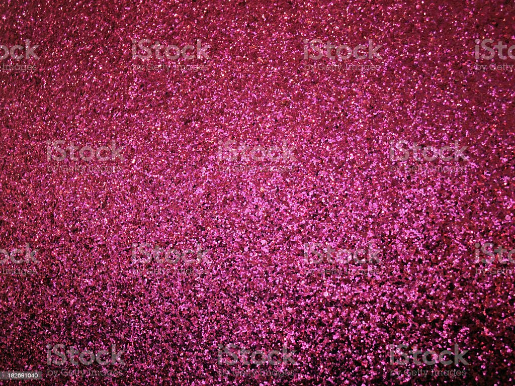 A plain pink glitter background royalty-free stock photo