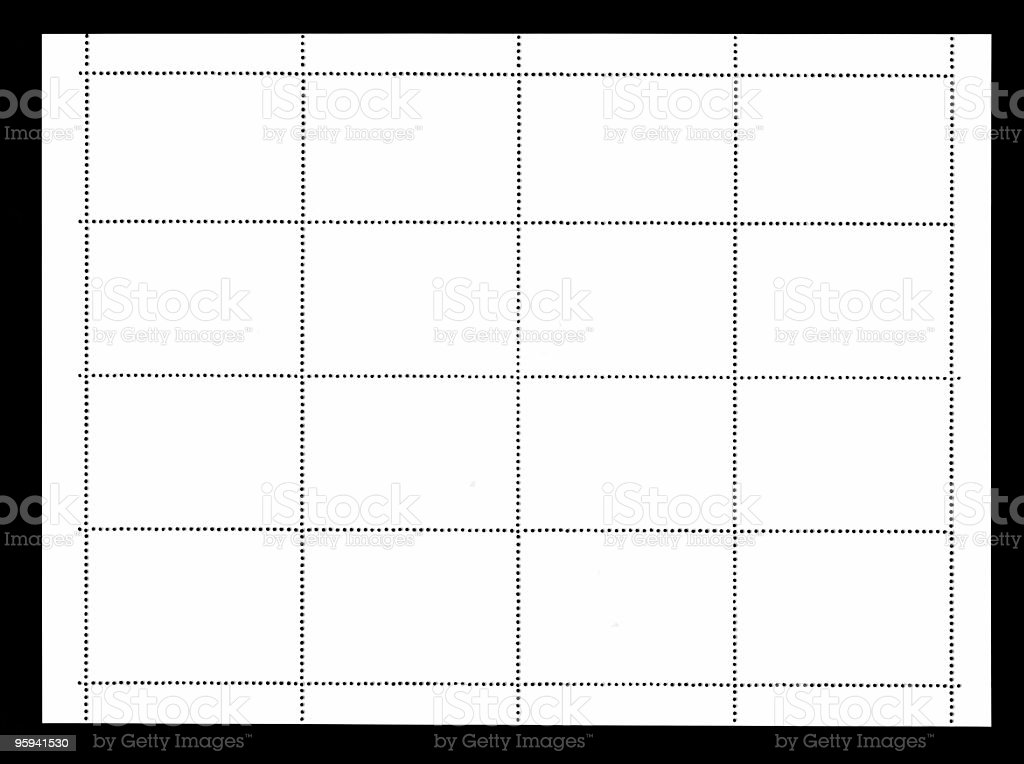 plain stamp pattern stock photo