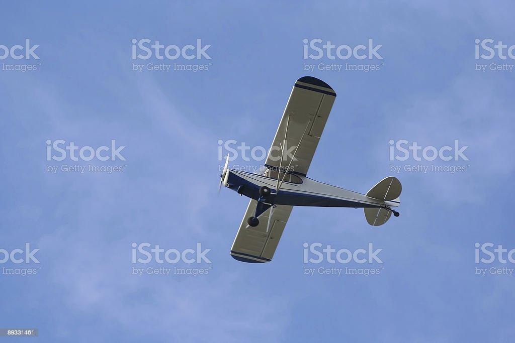plane 1 royalty-free stock photo