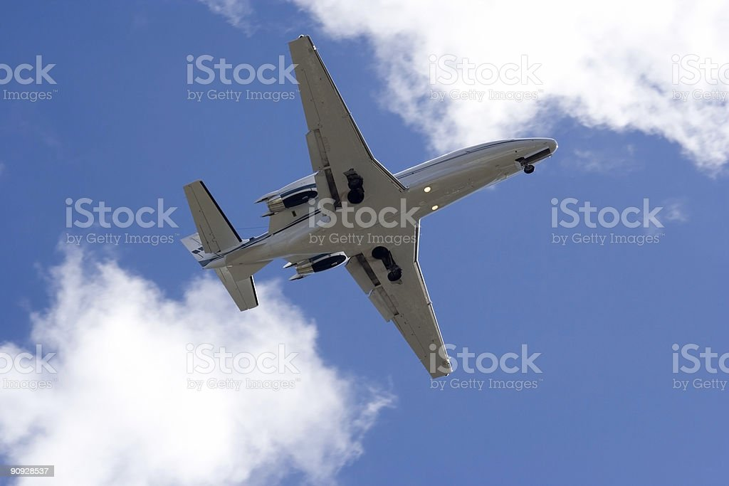 Plane 6 royalty-free stock photo
