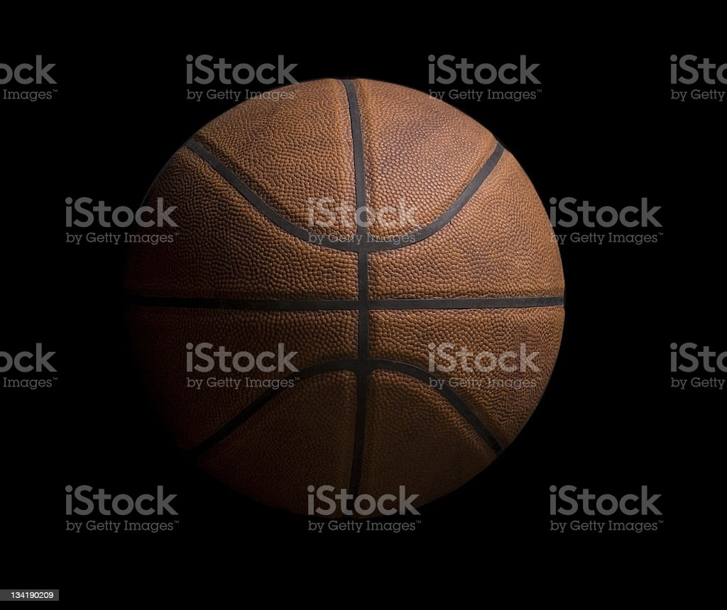 Planet Basketball royalty-free stock photo