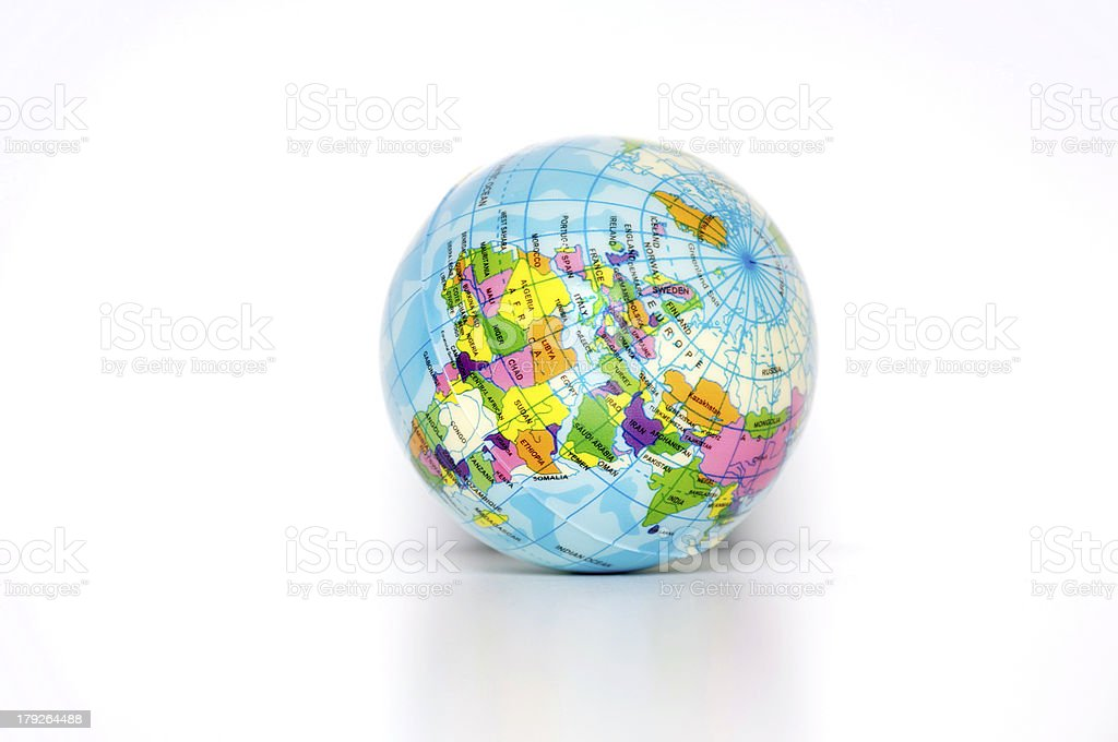 Planet earth royalty-free stock photo