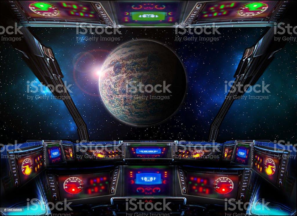 Planet G. stock photo