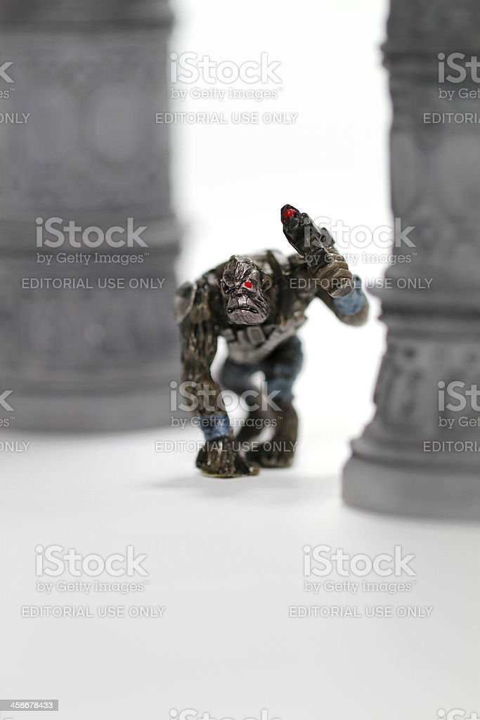 Planet of the Apes royalty-free stock photo