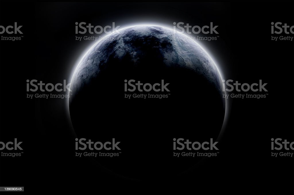 Planet resource 1 royalty-free stock photo