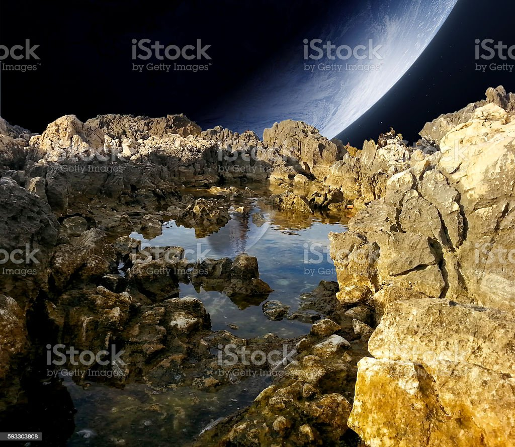 Planetas stock photo
