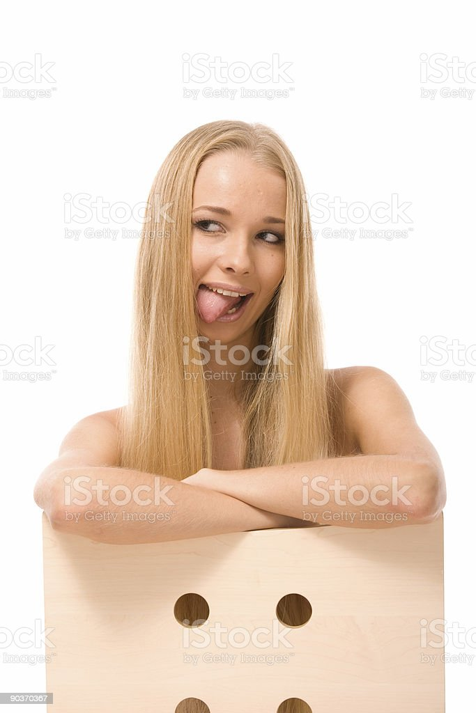 Planing nasty things stock photo